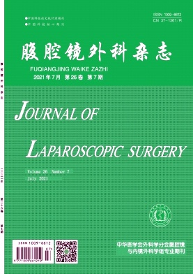 腹腔镜外科杂志